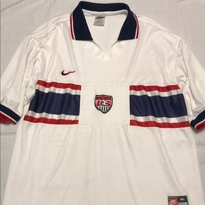 Collectors item USA National Team soccer Jersey.